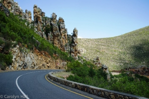 The most photographed rock formation on the pass