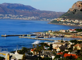 Kalk Bay from Boyes Drive