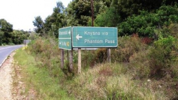 Phantom Pass, Knysna